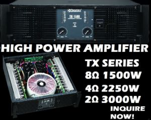 Power Amplifier (TX-1500) pictures & photos