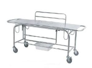 Stainless Steel Cart with Wheels for First Aid (SC-HF27) pictures & photos