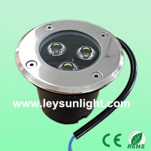 High Power Recessed COB LED Floor Lamp Light