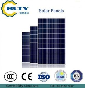 High Efficiency Flexible Polycrystalline Solar Panels pictures & photos