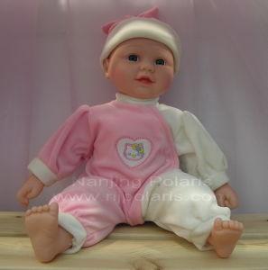 "16"" Vinyl Baby Doll (B599A-1)"