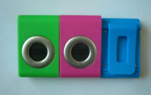 Belt Pedometer (QPM-001E) pictures & photos