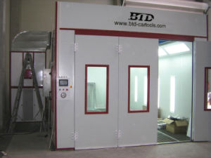 Car Paint Booth (BTD 9900) Spray Booth Inflatable pictures & photos