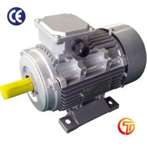 AC Fan Motor (1.5kW, 1500rpm, aluminum frame)