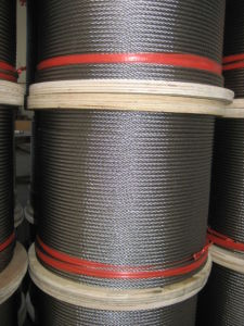 Stainless Steel Wire Rope (7*19)