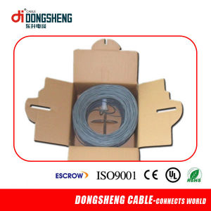Network Cable Factory Competitive Price Cat5e&CAT6 UTP, FTP. SFTP pictures & photos