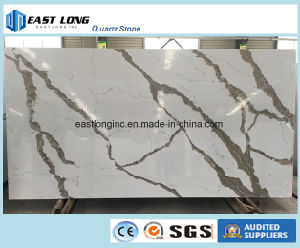 Enigneered Artificial Marble Quartz Stone Kitchen Countertop pictures & photos