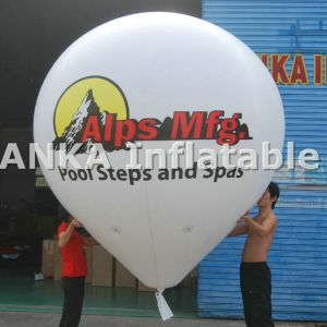 Inflatable PVC Balloons Waterdrop Shape pictures & photos