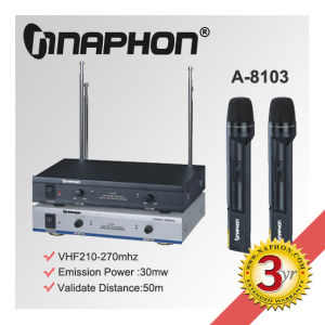 Wireless Microphone A8103