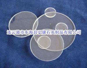 Superior Quality High Transmittance Quartz Glass Clear Quartz Window Glass, Quartz Glass Plate pictures & photos