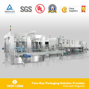 CE Beverage Filling Machine Turnkey Solution Supplier
