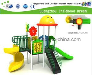 Small Stainless Steel Structure Outdoor Playground for Sale (H13-09005) pictures & photos