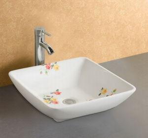 Color Art Basin Sink (AB030)