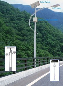 Smart Solar Street Light (SLD-SL-102)