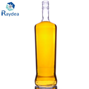 750ml Crystal Glass Bottle for Gin/Rum/Whisky/Cognac pictures & photos
