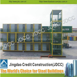 Multi-Storey Steel Structures for Office or Market pictures & photos