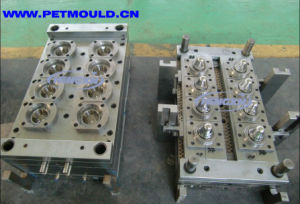 8 Cavities Jar Preform Mould With Hot Runner pictures & photos