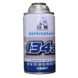 Car Refrigerant Gas, Auto Air Conditioner Parts (R134A)