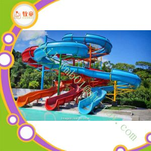 Theme Park Equipment Bounce House Water Play House for Kids pictures & photos