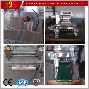 Stainless Steel Wrap Palletized Packing Stretch Wrapping Equipment pictures & photos