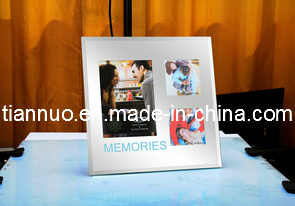 Silk-Screen Combined Mirror Galss Photo Frame (YM665G)