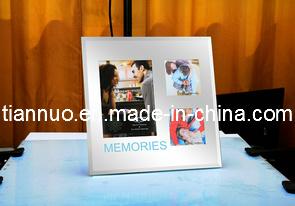 Silk-Screen Combined Mirror Galss Photo Frame (YM665G)