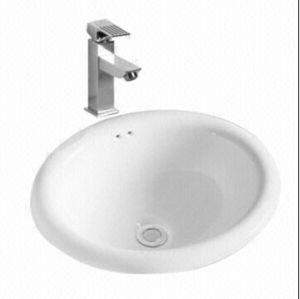 Above Counter Ceramic Washbasin, Ceramic Wash Sinks pictures & photos