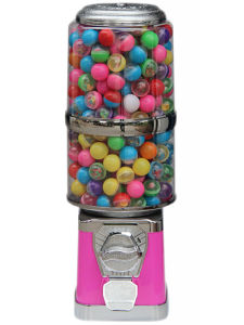 Extended Round Gumball Vending Machine (TR522) pictures & photos