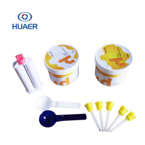 Hot Sale Stable Dental Supply Silicone Impression Material Putty pictures & photos