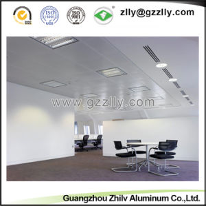 Custom Soundproof Fireproof Acoustic Perforated Aluminum Metal Ceiling Panel for Office pictures & photos