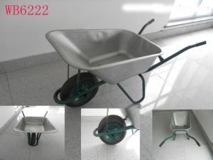 Concrete Wheelbarrow Wheel Barrow, Wheel Barrow (Wb6222)