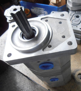 Triple Gear Pump (CBQL series) pictures & photos