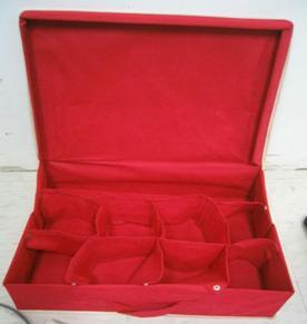 Red Storage Box