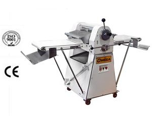 Floor Reversible Dough Sheeter for Croissant, Pastry, Danish (DSS420) pictures & photos