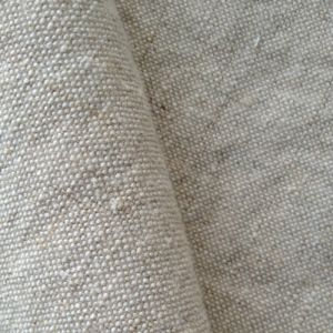 Antique Hemp Fabric with Two-Tone Colors (QF13-0118) pictures & photos
