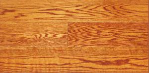 Unilin Lock Antique Hand Scraped Red Oak Engineered Flooring pictures & photos