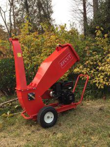 Chipper Drum Branch Shredder Wood Chip Gardening Tree Chipping Machine pictures & photos