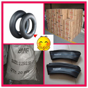 High Quality Motorcycle Inner Tube Supplier of China (275/300-17, 300-18) pictures & photos