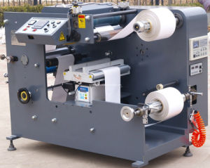 Label Flexo Coating Machine (WJRS-350) pictures & photos