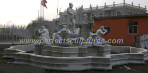 Stone Garden Fountain for Outdoor Marble Water Fountain (SY-F111) pictures & photos