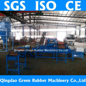Waste Tyre Recycling Rubber Powder Equipment