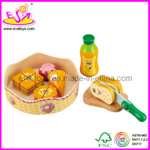 Wooden Kid Toy -  Toy Food Set (W10B027) pictures & photos