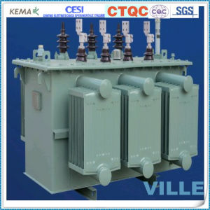 Amorphous Alloy Distribution Transformer pictures & photos