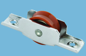 Window Hardware Plastic Pulley, Roller Wheel pictures & photos