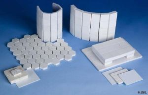 Alumina Ceramic Mosaic Tile for Cement pictures & photos