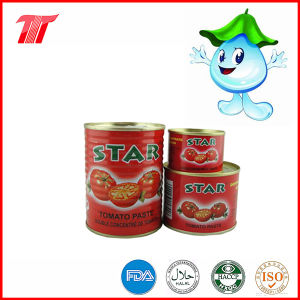 400g Star Brand Healthy Canned Tomato Paste with Low Price pictures & photos