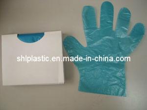 Trustworthy HDPE Gloves (SHL01)