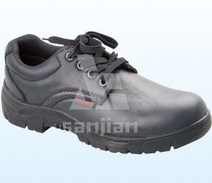 Jy-6206 Construction Site Woodland Safety Shoes pictures & photos