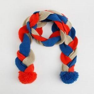Fashion Knitted Scarf (GMK20-22) pictures & photos
