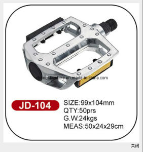 Strong Quality Alloy Bicycle Pedal Jd-104 in Hot Selling pictures & photos